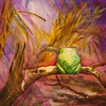 Frog Paint Watercolor