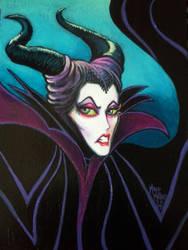 Maleficent by KupKake666