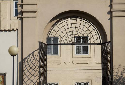 Geometry of Prague