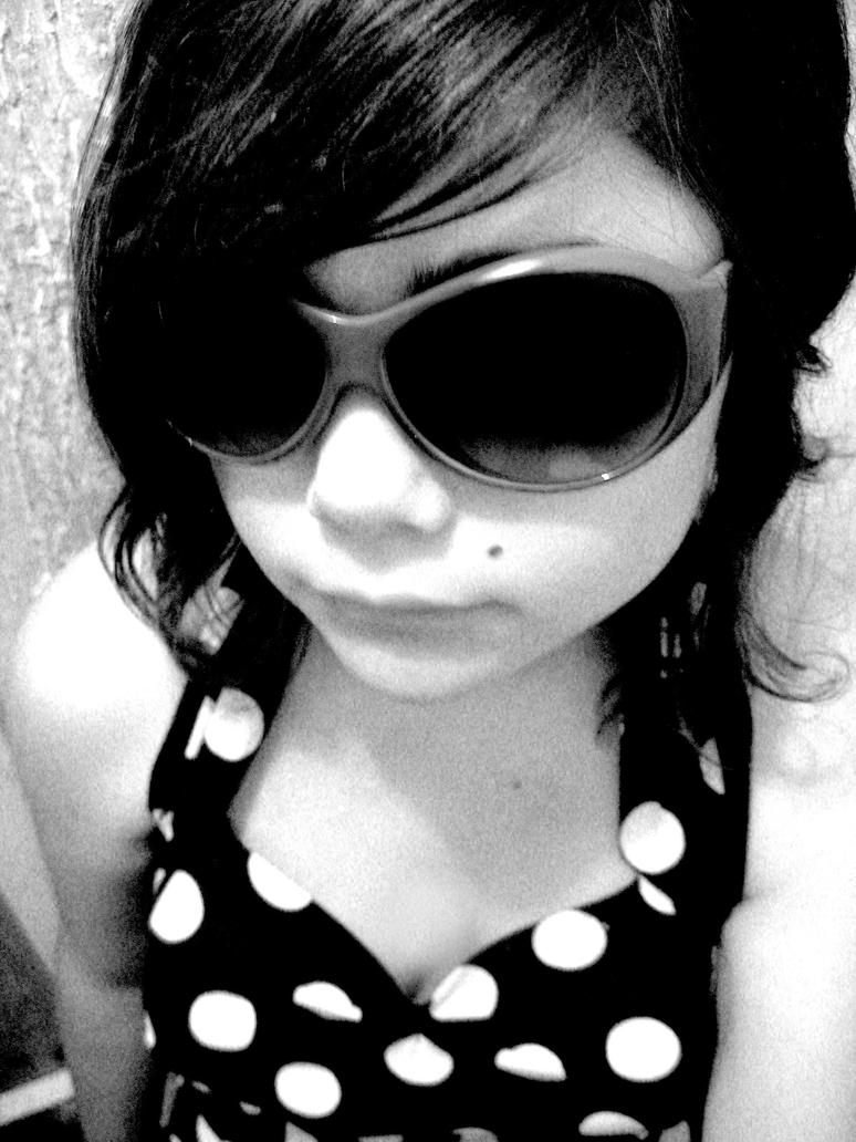 sunglasses by horrificbeauty