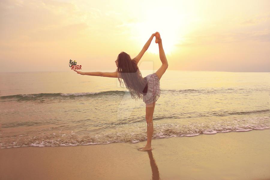 Ballerina of the Sea