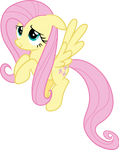 Fluttershy - Just Being Cute