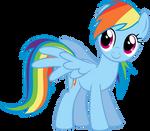 Rainbow Dash - Smile - S01E06