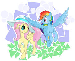 Pegasi on tour by Vulthuryol00
