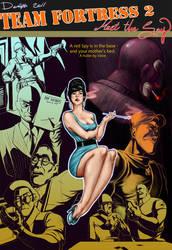 TF2: Meet the Spy by Denimecho