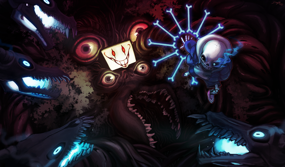 UT: Your Best Nightmare. by Denimecho