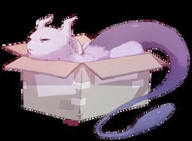 pkmn: Mewtwo in a box