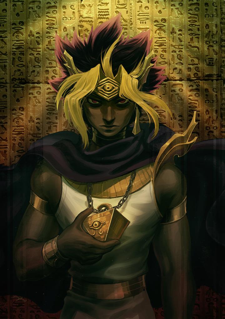 YGO: Hidden treasure by Denimecho