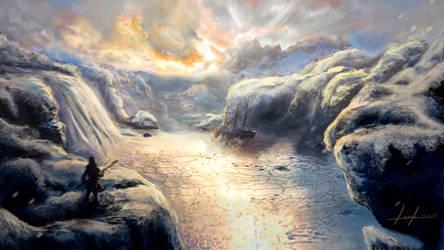 environment-snow by Lenuk