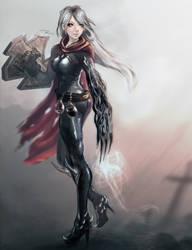 Charakter Design-Linesh by Lenuk