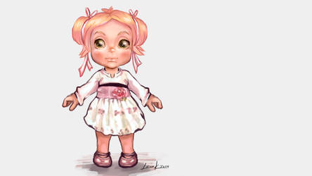 Character Design Child by Lenuk