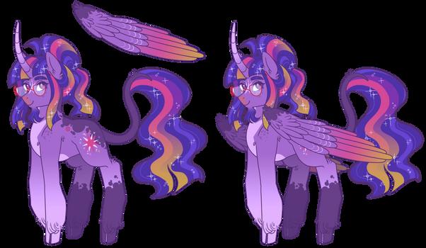 fizzverse: twilight sparkle reference
