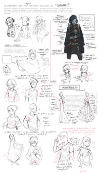 Clothing Tutorial (Notes)