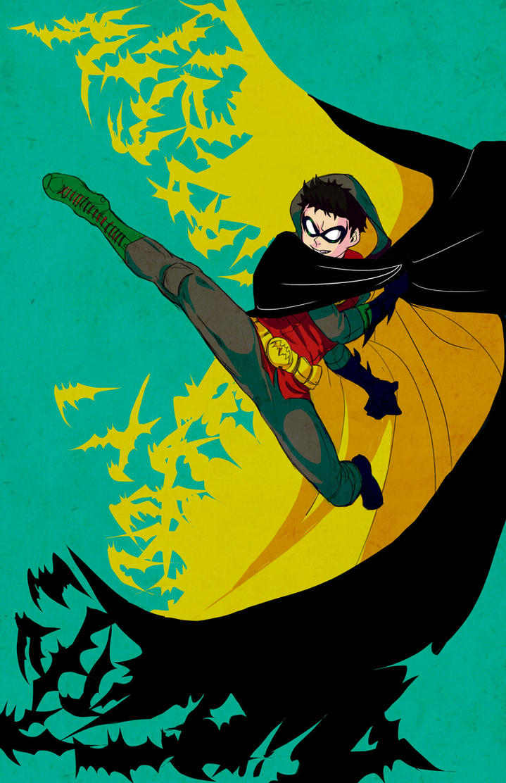Robin+++ by shark-bomb