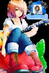 Yui Hirasawa [Render] (9)