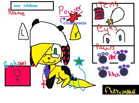 soc my new character by cheekabamboo