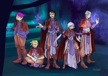 Magic team