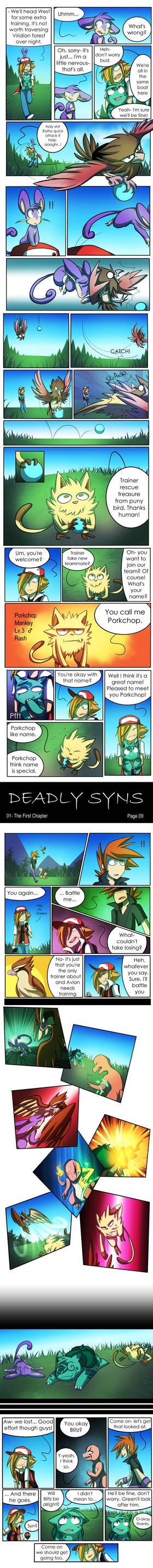 Deadly Syns- 09