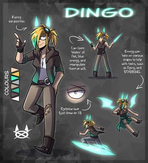 [REF] Dingo