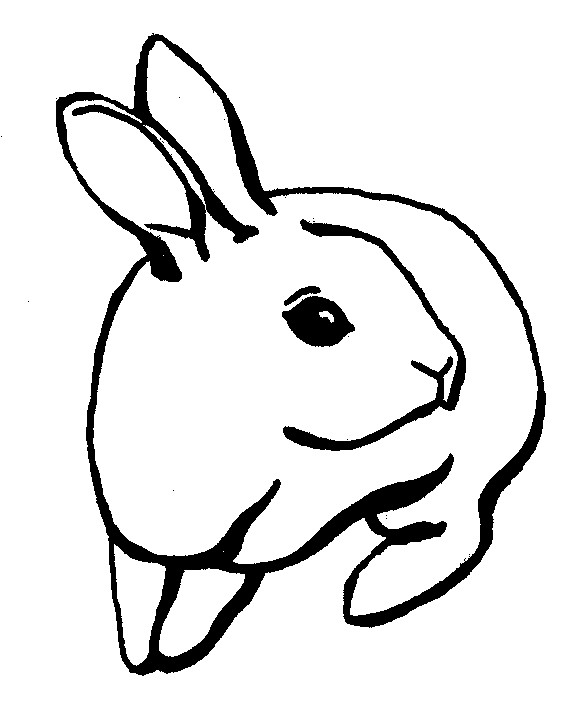 Rabbit Tattoo Art Rabbit Tattoo 3 by Beatles4eva