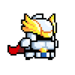 Soul Knight - Holy Knight