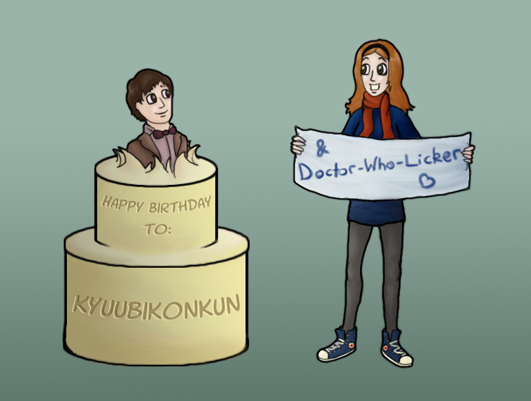 Doctor N Amy Birthday Wishes By Crystaltwilight On Deviantart