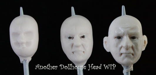 Male Dollhouse doll Wip by ALBuslovich