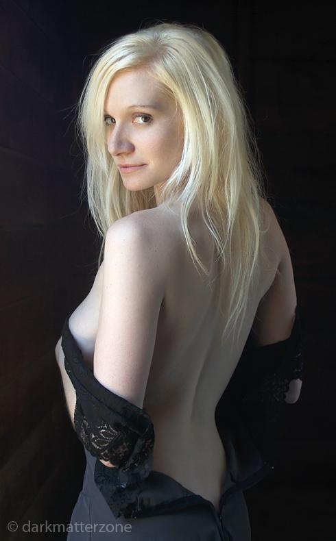 Jennifer 1 by darkmatterzone