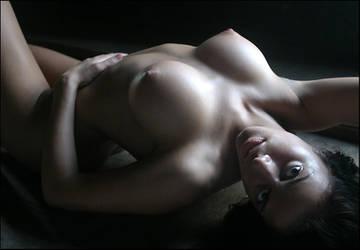 Naked Eyes by darkmatterzone