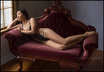 Lucy Jade 3 by darkmatterzone