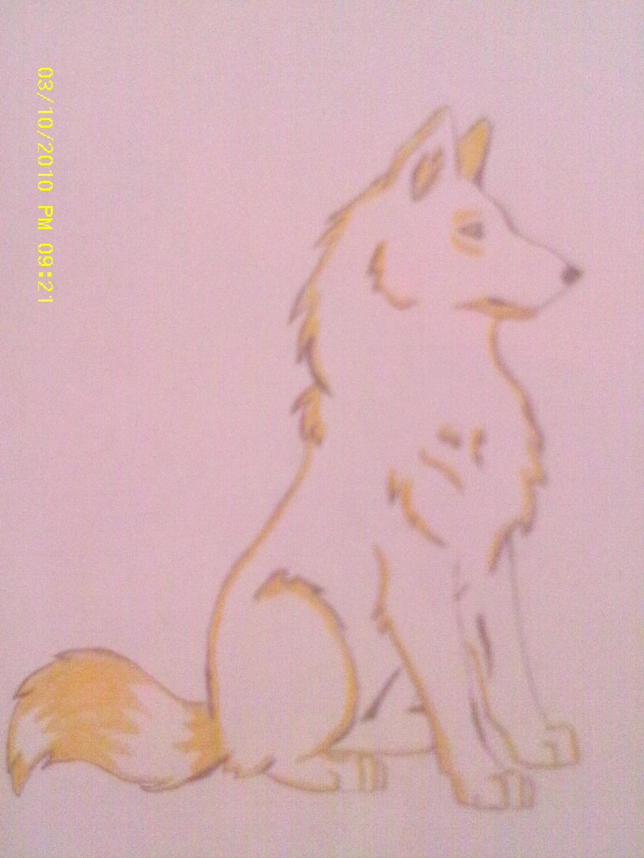 Goldilocks Arf ^-^ by WhiteWolfyGurl