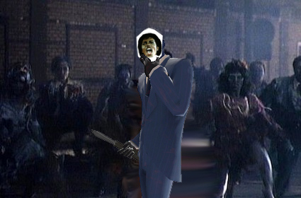 You know its thriller
