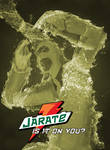 Jarate is it on you