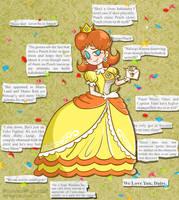 Bye I'm Daisy! by PlantAsteroid