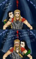 Thor: The Dark World -Thorki- by DeiiSpooky