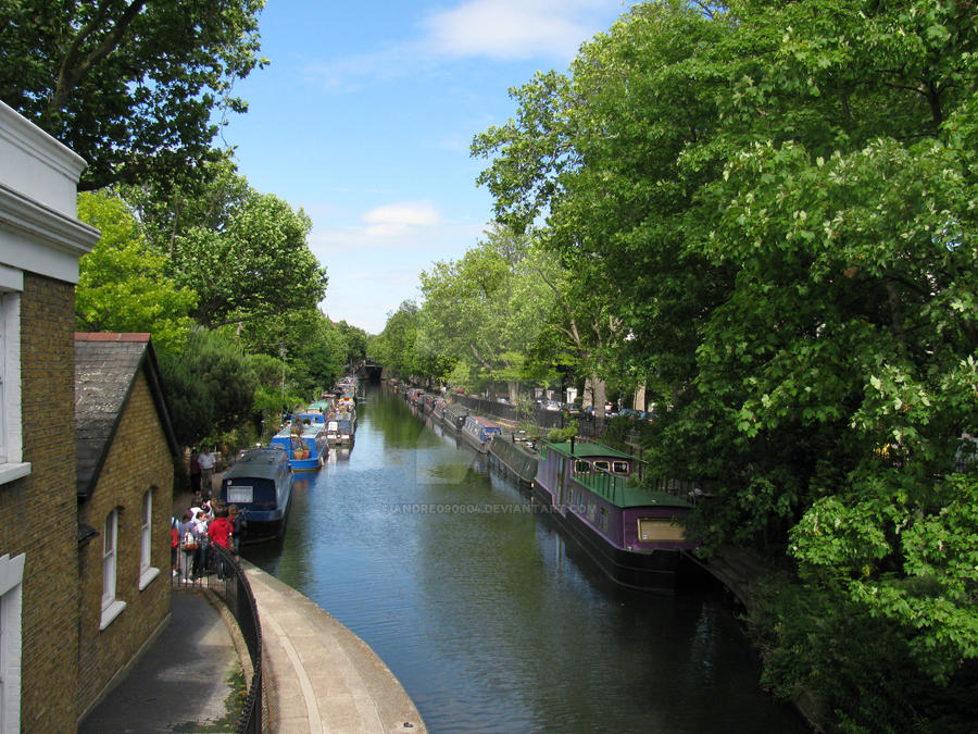 Avenue canal london