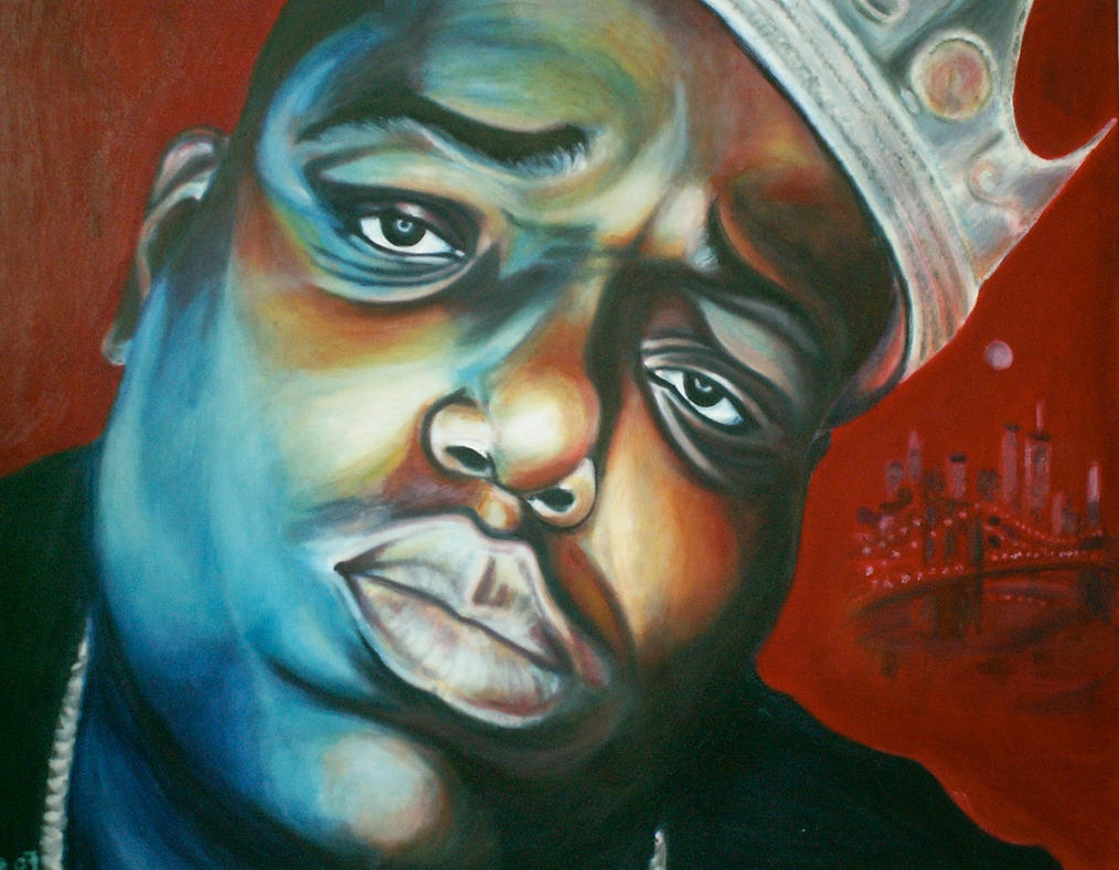 Christopher Wallace R.I.P. by Yamenja