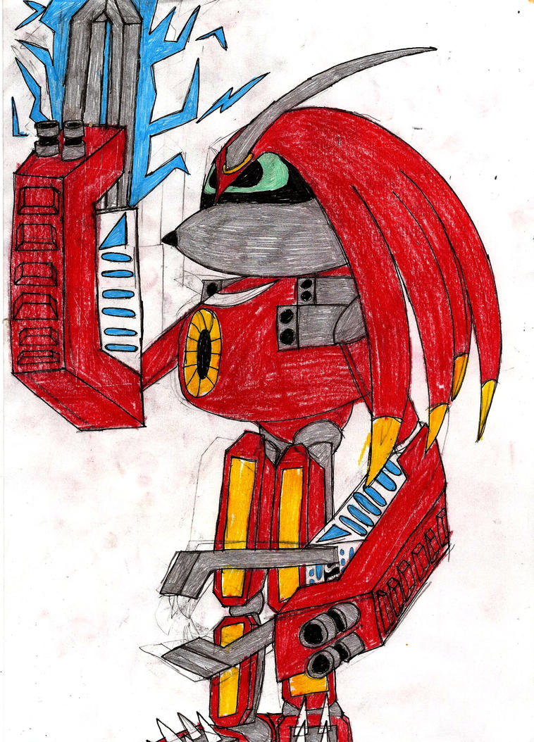 Improved: Metal knuckles by X-heketchis