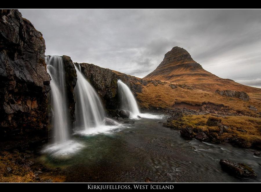 Kirkjufellsfoss by Dee-T