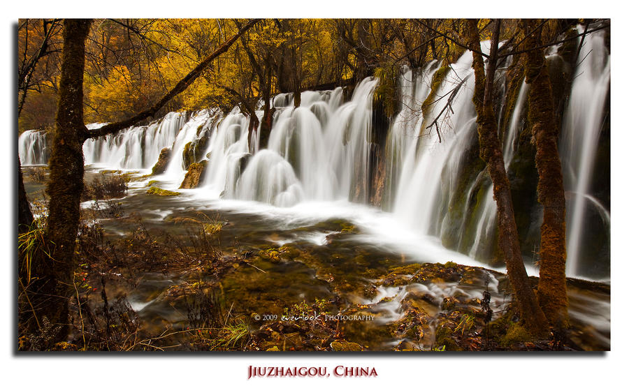 Arrow Bamboo Falls by Dee-T