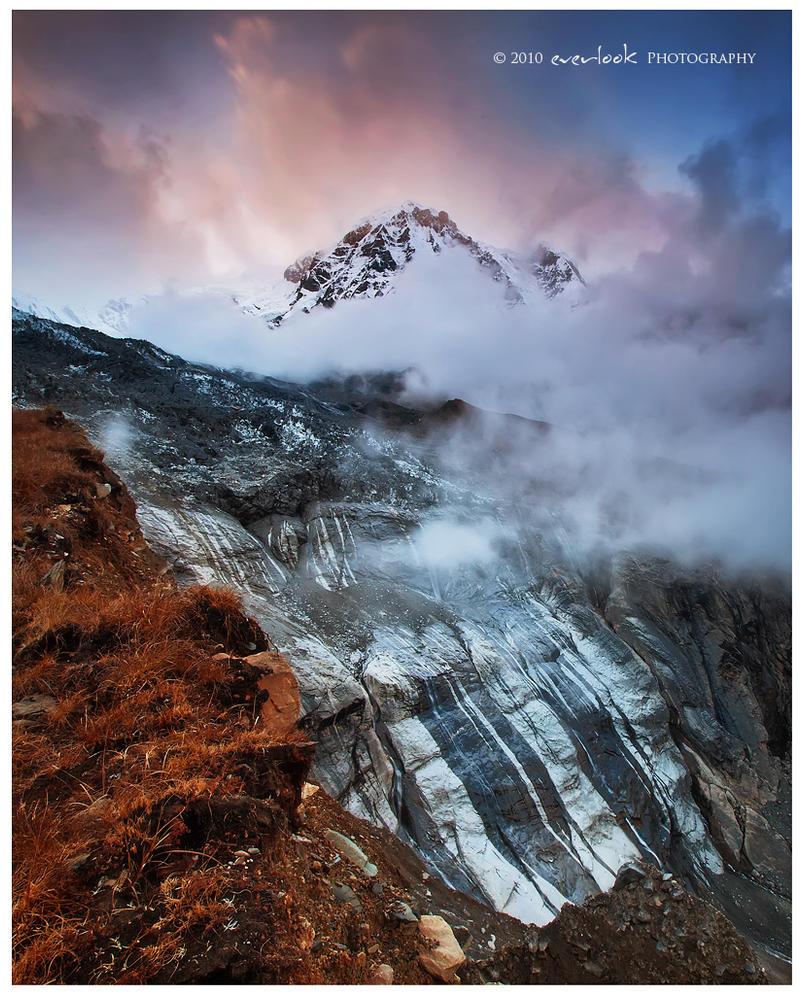Frozen Wall by Dee-T