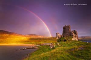Golden Castle by Dee-T