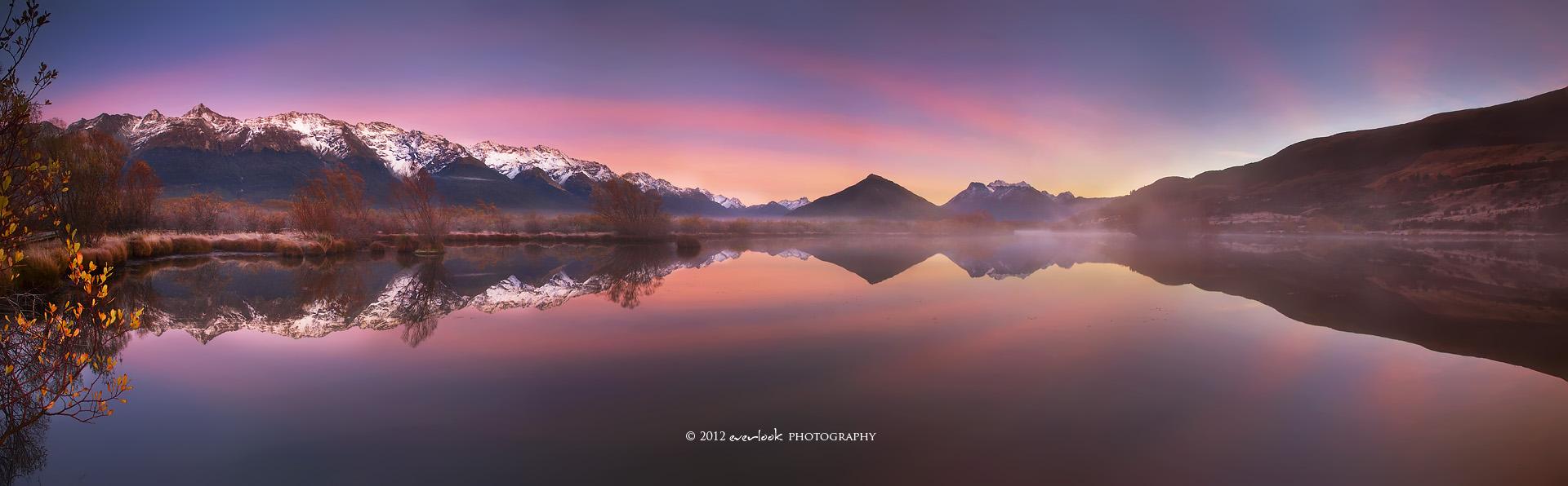 An Autumn Dawn by Dee-T