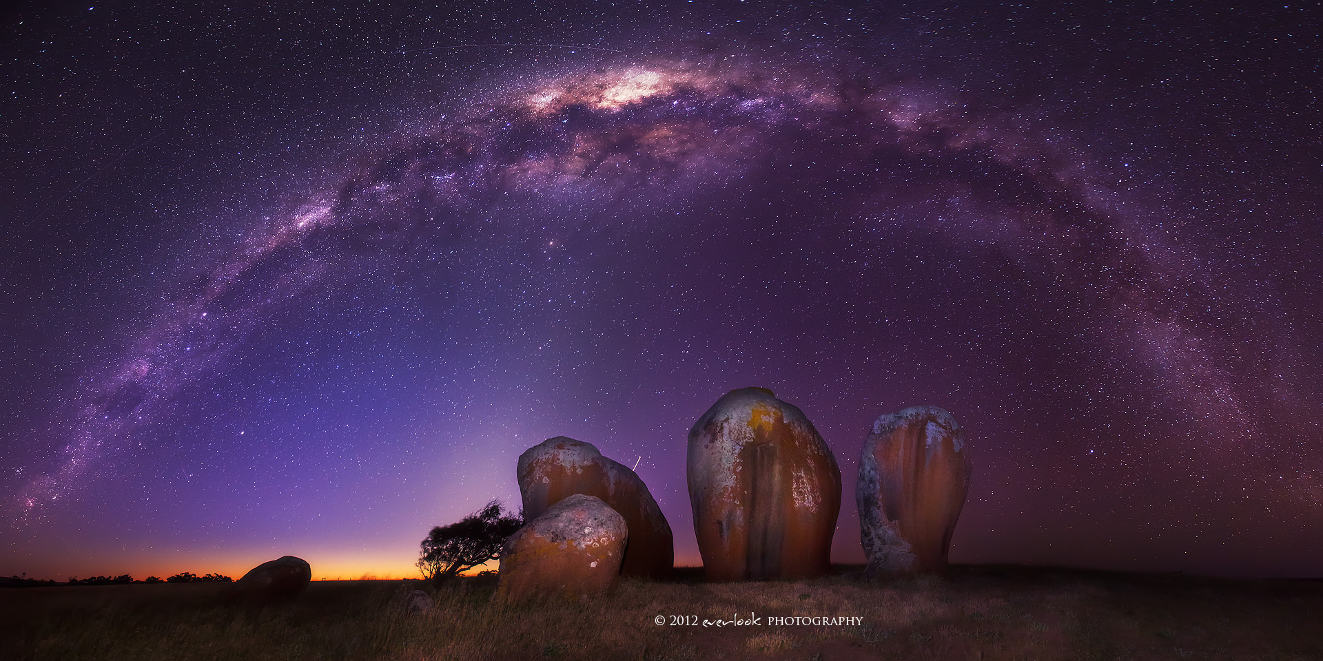 A Henge Beneath the Stars by Dee-T