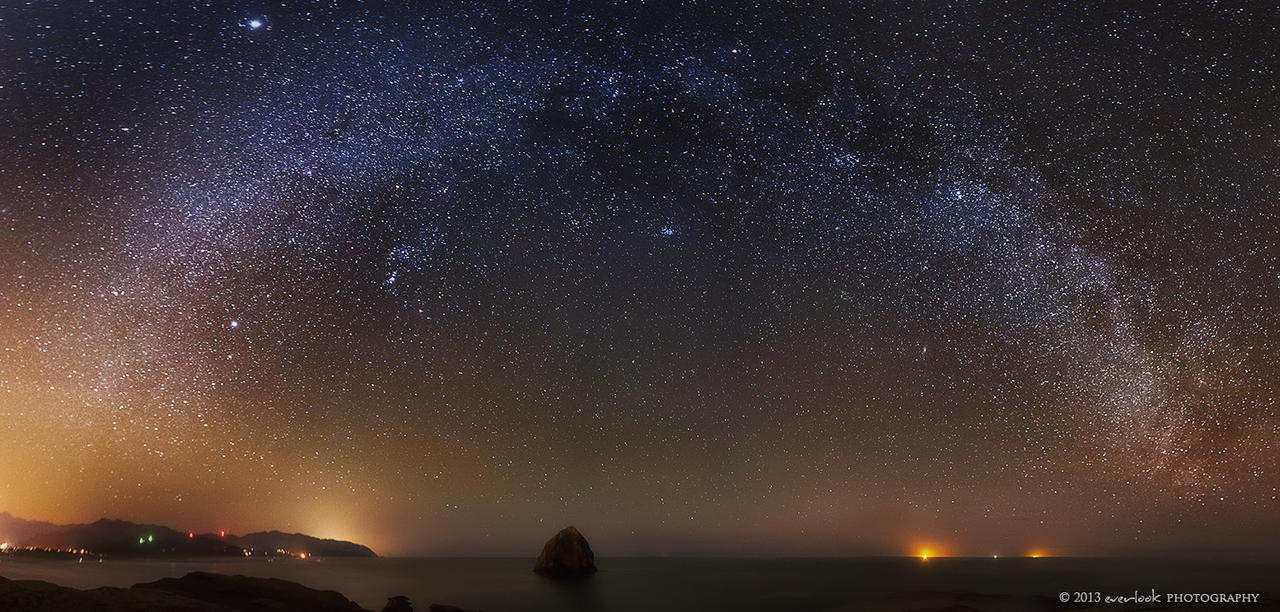 Kiwanda Cosmos by Dee-T
