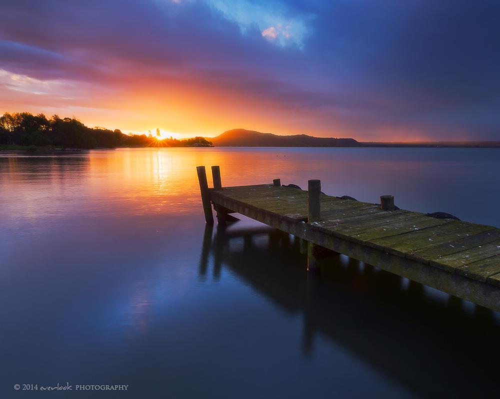 Goodnight Rotorua by Dee-T
