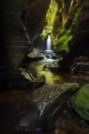 Rocky Creek by Dee-T