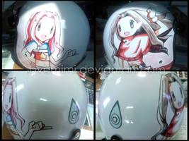 Mimi helmet by JinZhan