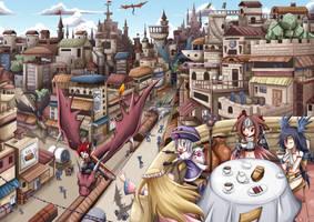 Dragon Race Festival