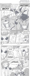 DWC Evolution 03 Page 01 by JinZhan